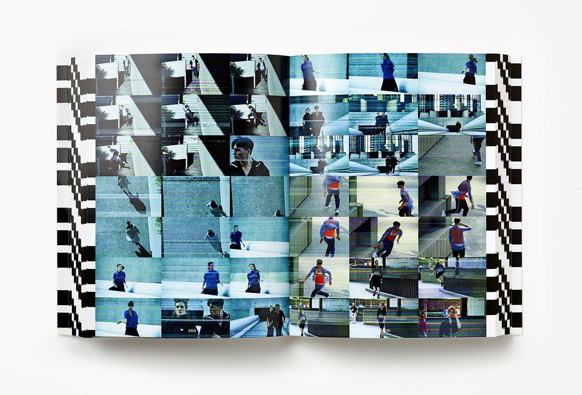 Y-3 10th Anniv Book Design by PL Studio 09