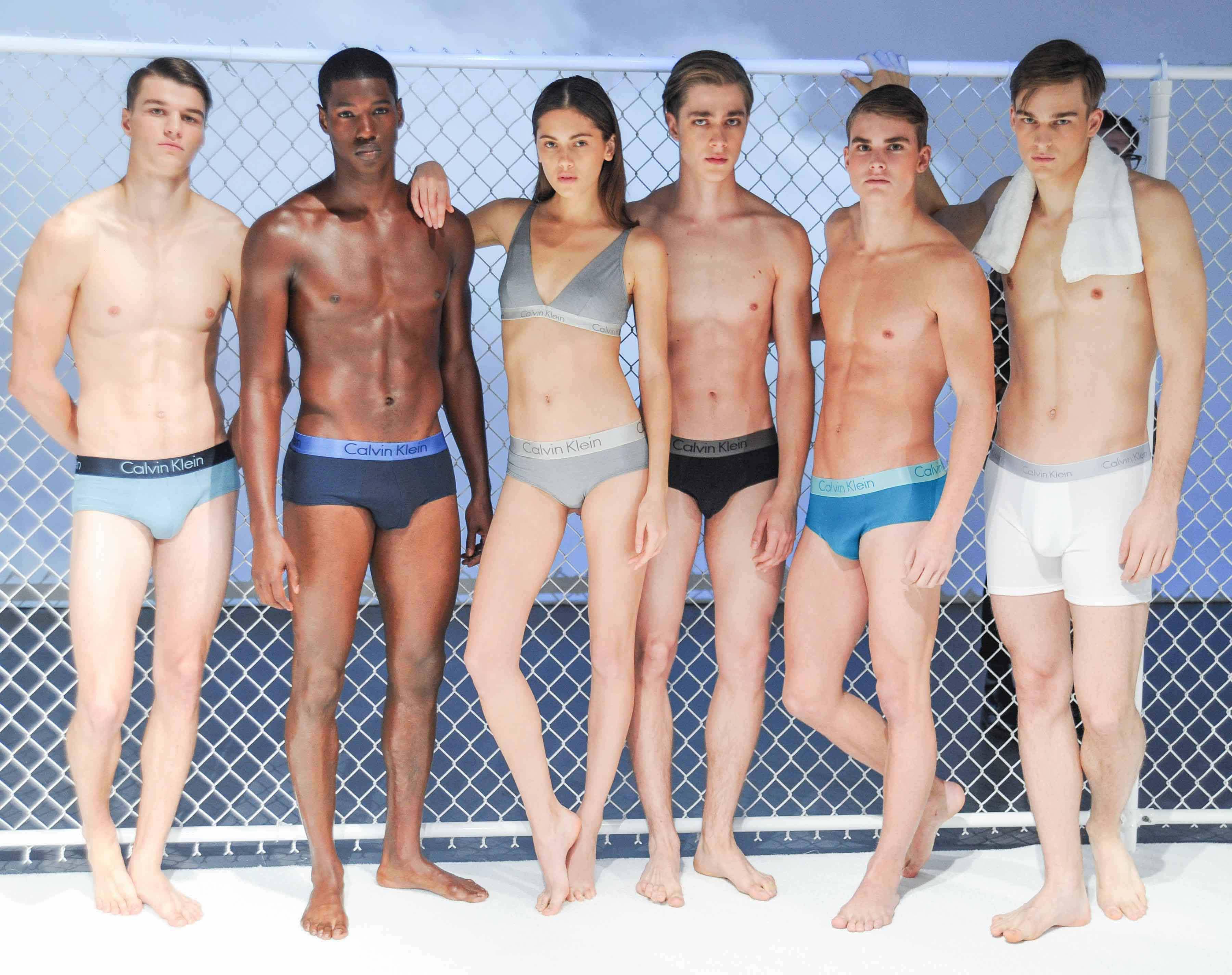 Calvin Klein White Label SS14