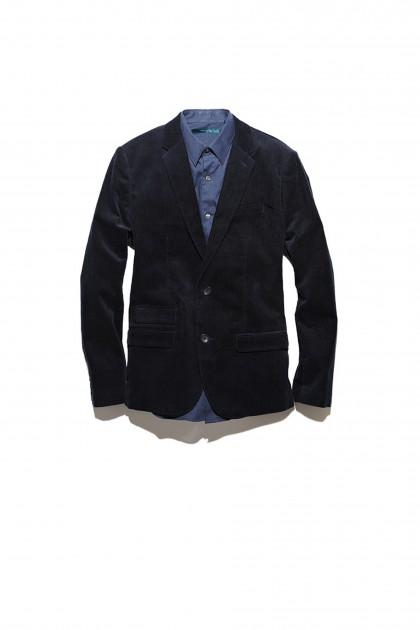 perry Ellis shirt + original penguin jacket
