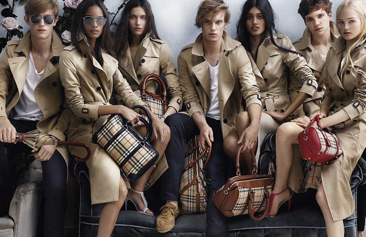 Burberry Spring_Summer 2014 Campaign (strictly on embargo until Tuesday 17 December 2013)