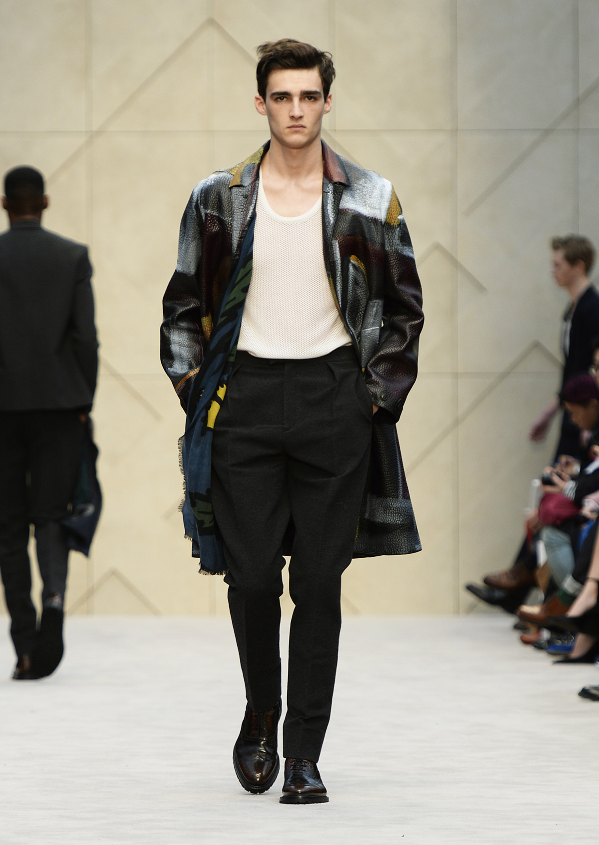 images Burberry Prorsum Menswear: SS13 Collection