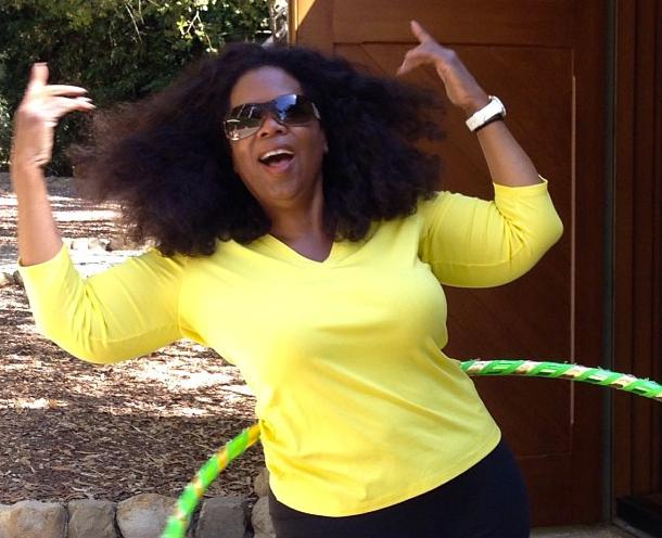 Oprah copy