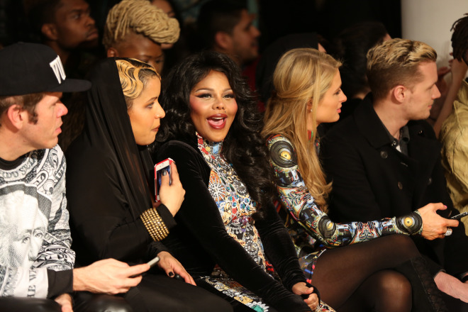 The Blonds - Front Row - MADE Fashion Week Fall 2014