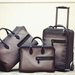 Berluti Kicks Off Travel Season with Tela Canvas Baggage
