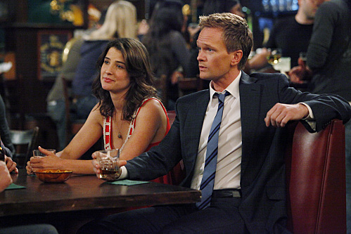 when does barney and robin start dating