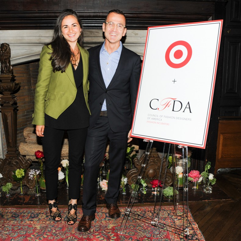 TARGET + CFDA Fashion Incubator Program Celebratory Dinner