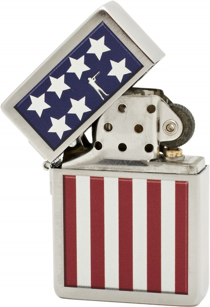 America-Zippo