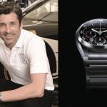 Patrick Dempsey Develops Limited Edition Porsche Design Watch