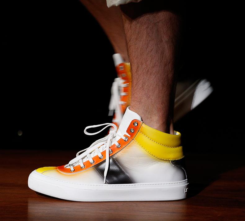 Jimmy Choo Homme Sneakers