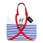 Fund AIDS Research with Jean Paul Gaultier's Tote for amfAR
