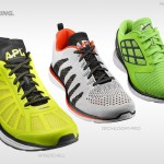 Never Walk Again with APL's High-Performance Running Shoes