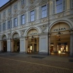 Prada Opens New Store in Turin, Italy