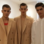 MFW: Backstage Calvin Klein Collection SS15
