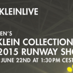 Live Stream Calvin Klein Collection's SS15 Runway Show from Milan