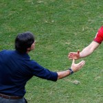 Soccer Coach Picks Nose Before Shaking Cristiano Ronaldo's Hand