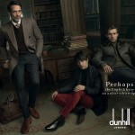 Behind John Ray's Annie Leibovitz-Shot FW14 Campaign for dunhill