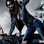 Colton Haynes Stars in Diesel's Fall/Winter 2014 Campaign