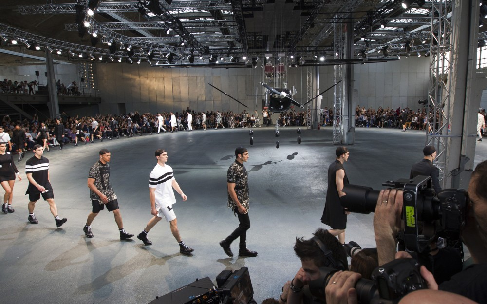 Givenchy_Show