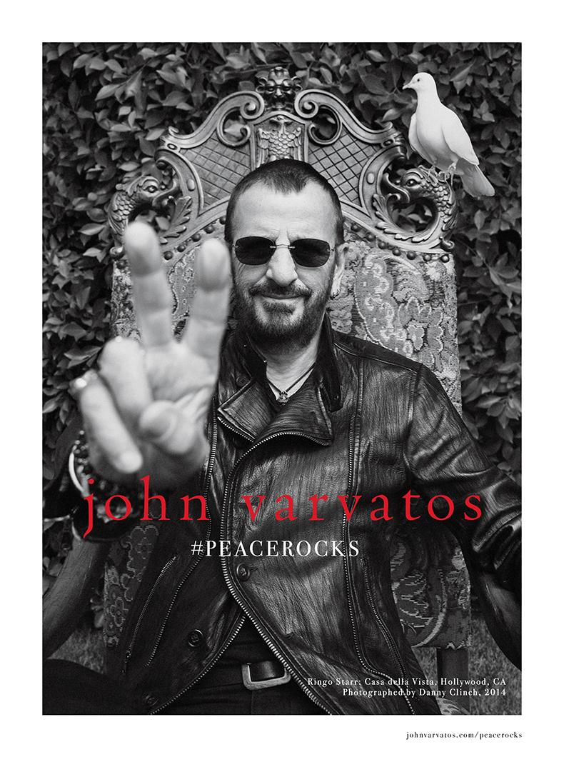 JV FW14 Ringo Starr Single