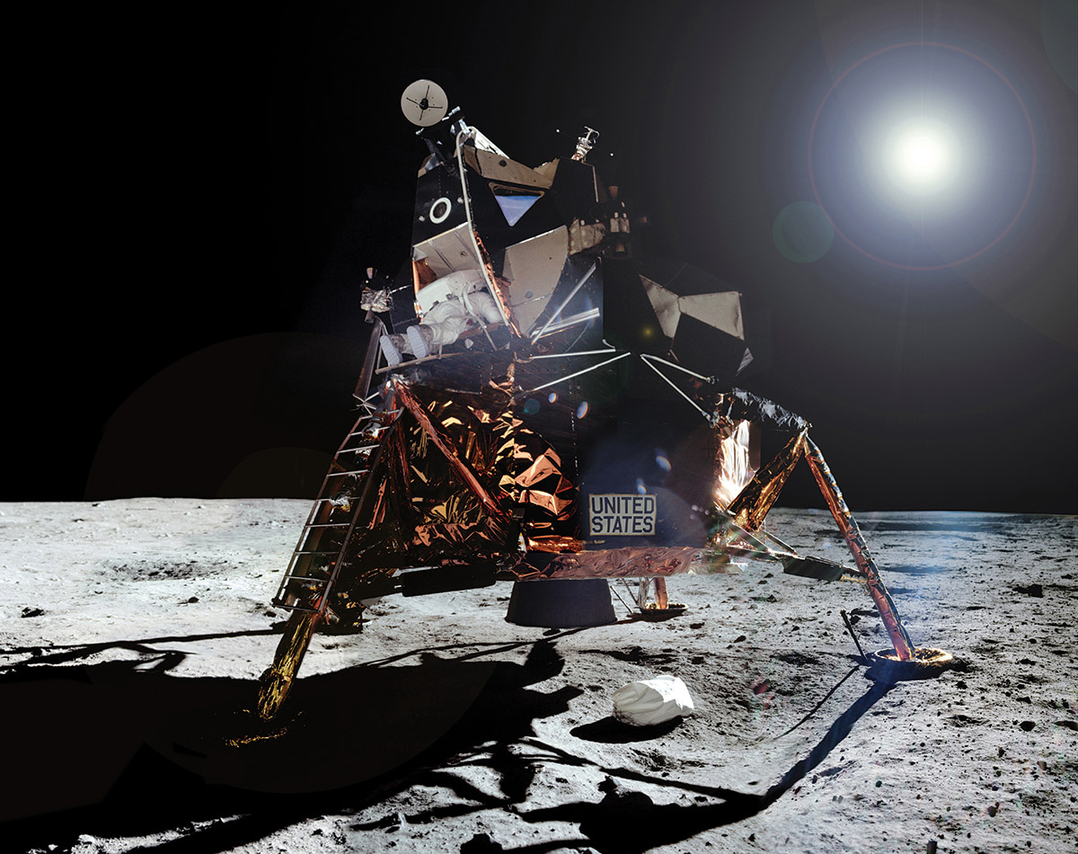 Moon Landing Hoax:How Mickey Mouse Scammed and Micheal Jackson Died