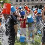Celebrities Get Iced for ALS