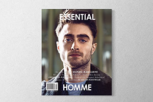 Essential Homme: Men's Fashion Magazine