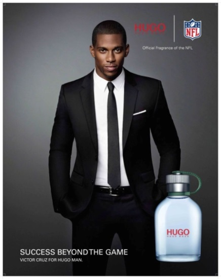 hugo boss parfums launch success beyond the game campaignessential homme magazine - Smoking Hugo Boss Mariage