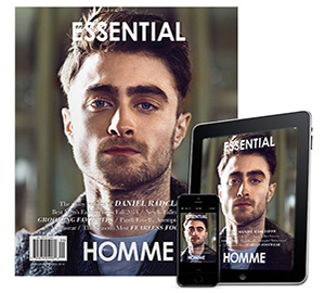 Essential Homme Magazine, Men's Style, Fashion and Grooming magazine
