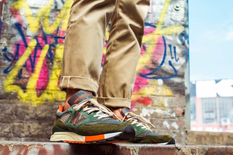 J. Crew | New Balance Urban Jungles