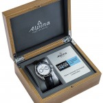 Alpina Releases Timepiece to Promote Water Conservation