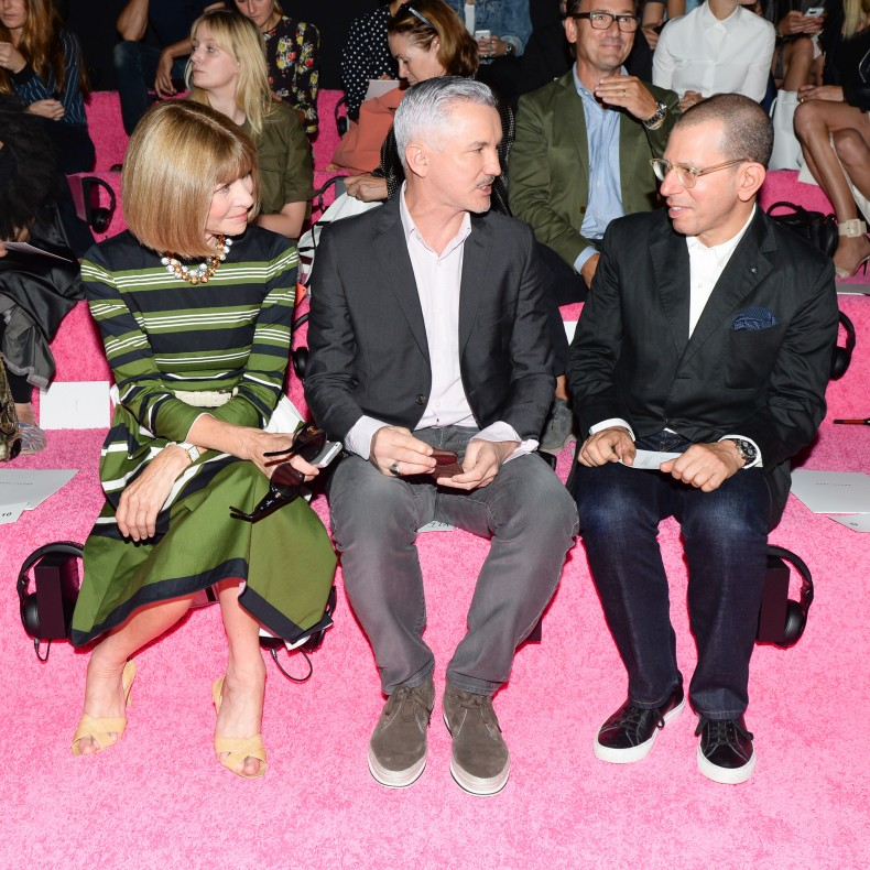 MARC JACOBS Presents his S/S 15 Collection Featuring Beats by DRE