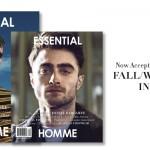Essential Homme Seeking Fall 2014 Interns