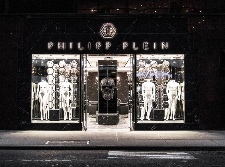 PHILIPP PLEIN shop New York - Madison  (1)