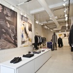 Sandro Homme Opens First U.S. Men's Store and Art Studio