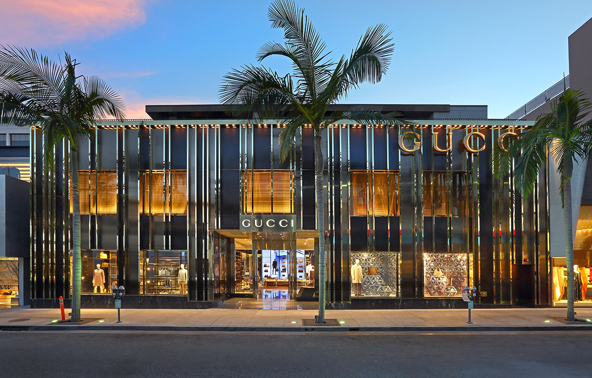 b6765192752 Gucci Gives Beverly Hills Flagship a FaceliftEssential Homme Magazine