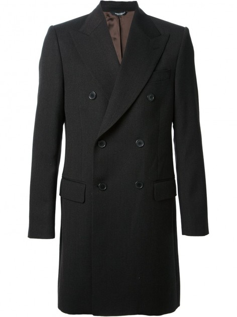 Layering D and G Coat