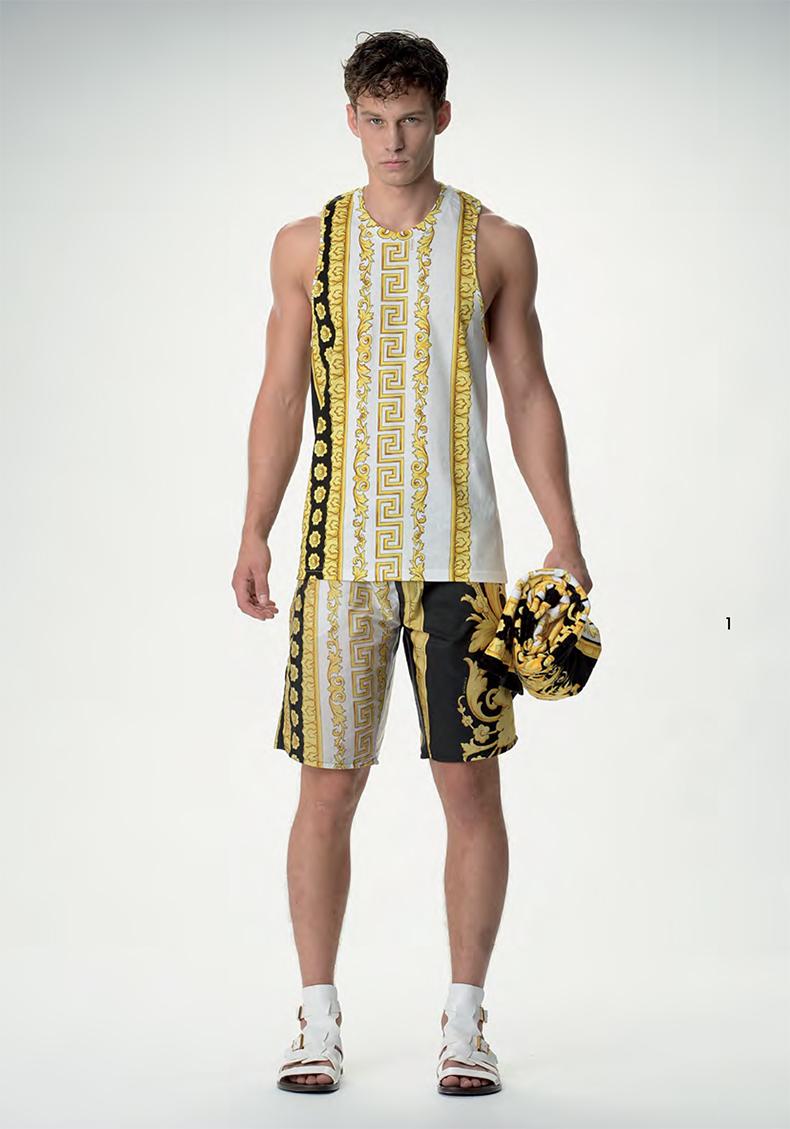 Versace Beachwear - Spring '15-23