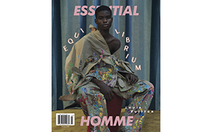Essential Homme Magazine logo