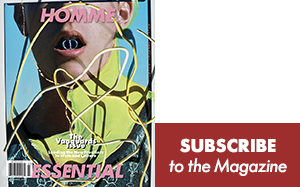 Essential Homme Magazine: logo