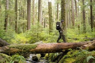 PACIFIC NORTH WEST, FJALLRAVEN, CHRIS BURKARD, 2014