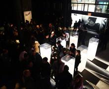 Persol Icons Collection Launch With Stephane Sednaoui - Inside