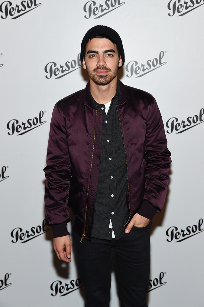 Persol Icons Collection Launch with Stephane Sednaoui - Arrivals