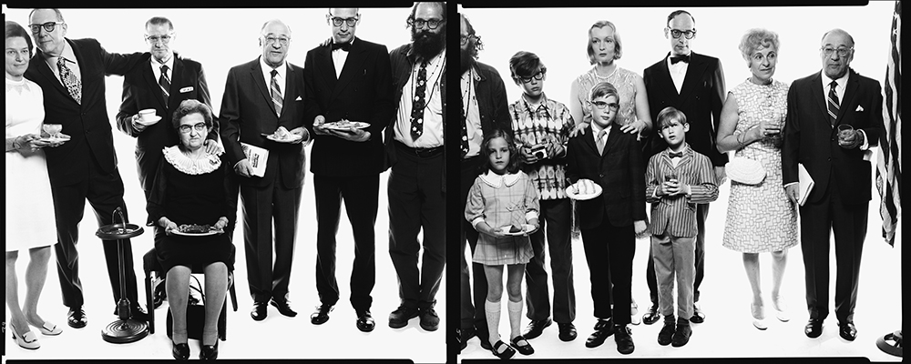 Allen-Ginsberg's-Family,-Paterson,-New-Jersey,-May-3,-1970