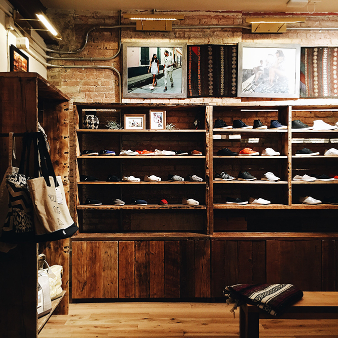 toms store new york city