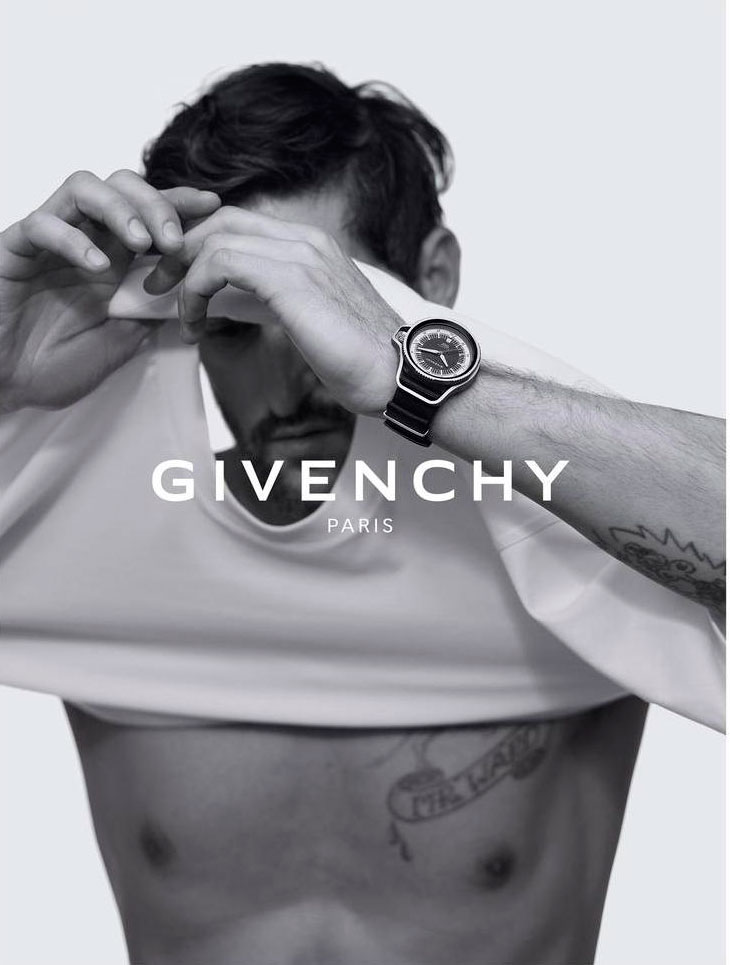 Givenchy-Spring-Summer-2015-Watches-Campaign