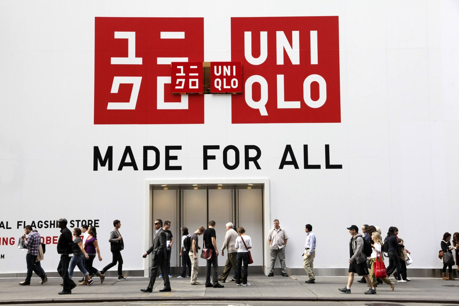uniqlo marketing Due to the enter of new brands like mango, h&m and uniqlo also the  b  fashion & clothing market overview in thailand 3 286 160.