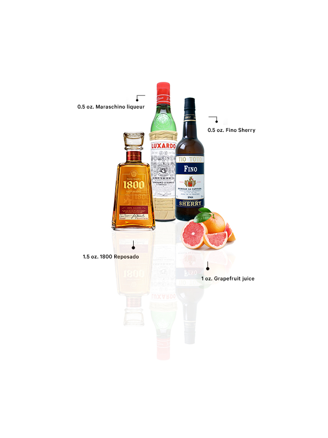 The Marguerite_ingredients