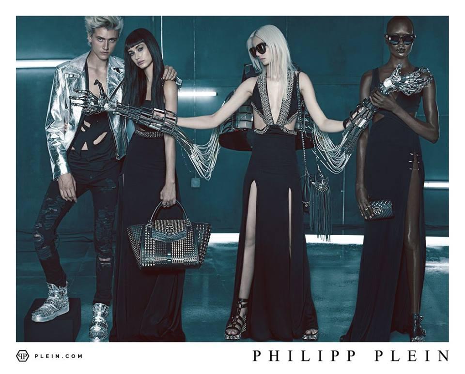 1538955f18 Philipp Plein Spring/Summer 2016 CampaignEssential Homme Magazine: