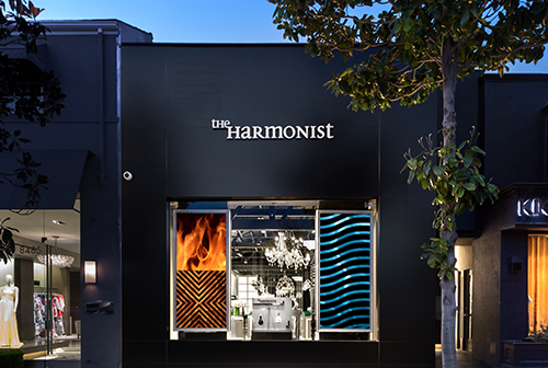 the harmonist makes us debut with melrose boutiqueessential homme magazine. Black Bedroom Furniture Sets. Home Design Ideas