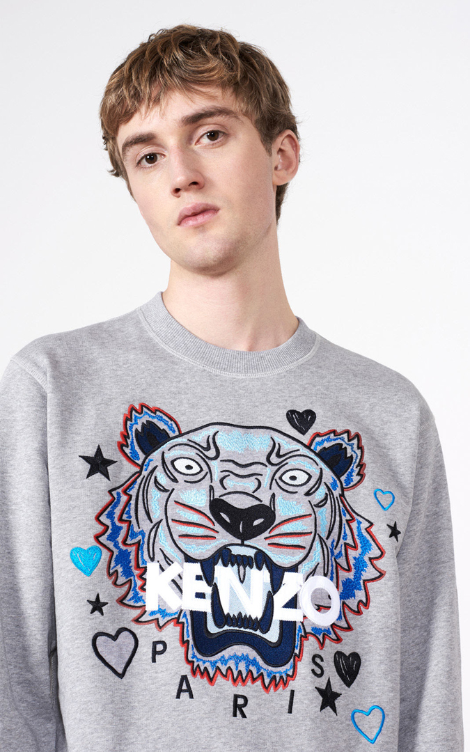af4019bc7c KENZO Releases Romantic Valentine's Day CollectionEssential Homme ...